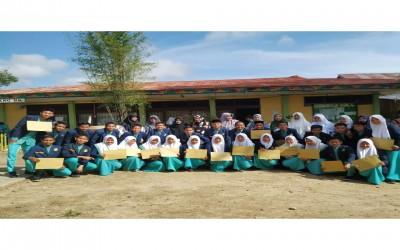 Kepala Sekolah Lantik Osis SMAN1 Blangkejeren Priode 2019/2020